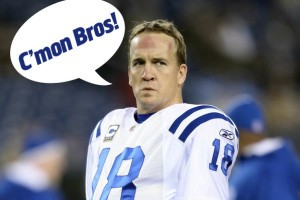 Peyton Manning Pwnd By Lax Players