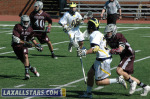 Michigan vs. Bellarmine Lacrosse Game 9
