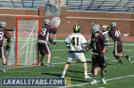 Michigan vs. Bellarmine Lacrosse Game 10