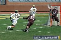 Michigan vs. Bellarmine Lacrosse Game 14