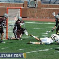 Michigan vs. Bellarmine Lacrosse Game 15