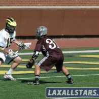Michigan vs. Bellarmine Lacrosse Game 16