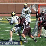 Michigan vs. Bellarmine Lacrosse Game 19