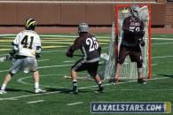 Michigan vs. Bellarmine Lacrosse Game 20