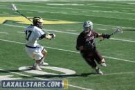 Michigan vs. Bellarmine Lacrosse Game 22