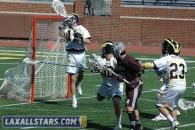 Michigan vs. Bellarmine Lacrosse Game 24