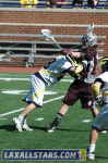 Michigan vs. Bellarmine Lacrosse Game 25