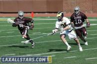 Michigan vs. Bellarmine Lacrosse Game 33