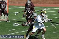 Michigan vs. Bellarmine Lacrosse Game 37
