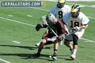 Michigan vs. Bellarmine Lacrosse Game 39