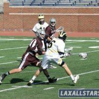 Michigan vs. Bellarmine Lacrosse Game 42