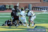 Michigan vs. Bellarmine Lacrosse Game 44