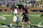 Michigan vs. Bellarmine Lacrosse Game 51