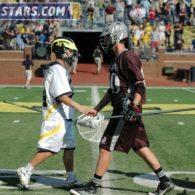 Michigan vs. Bellarmine Lacrosse Game 51