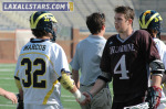 Michigan vs. Bellarmine Lacrosse Game 52