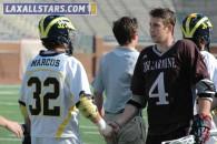 Michigan vs. Bellarmine Lacrosse Game 52