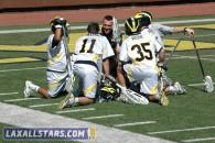 Michigan vs. Bellarmine Lacrosse Game 1