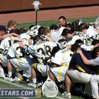 Michigan vs. Bellarmine Lacrosse Game 3