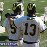 Michigan vs. Bellarmine Lacrosse Game 4