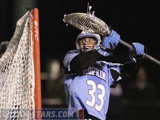 Princeton vs. Johns Hopkins men's lacrosse 46