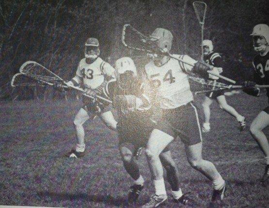 Rivers Lacrosse 1968 wooden sticks lax massachusetts