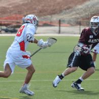 Wesleyan Vs. Bates Lacrosse