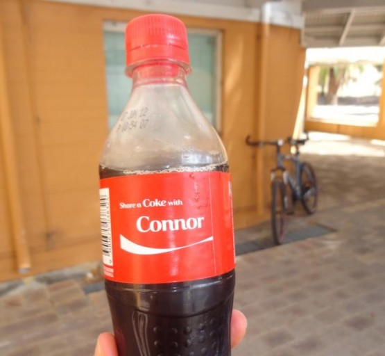 connor coke australia