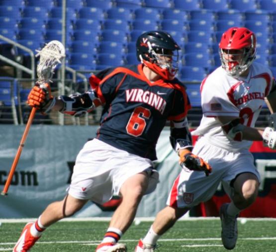cornell virginia lacrosse stanwick