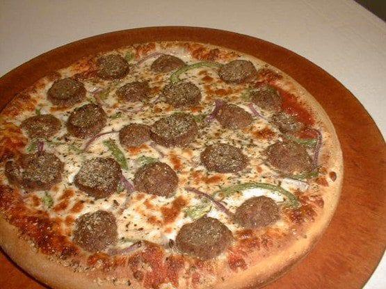 Meatball Pizza Recipes — Dishmaps