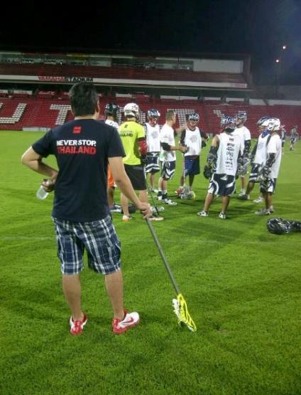 thailand lacrosse practice