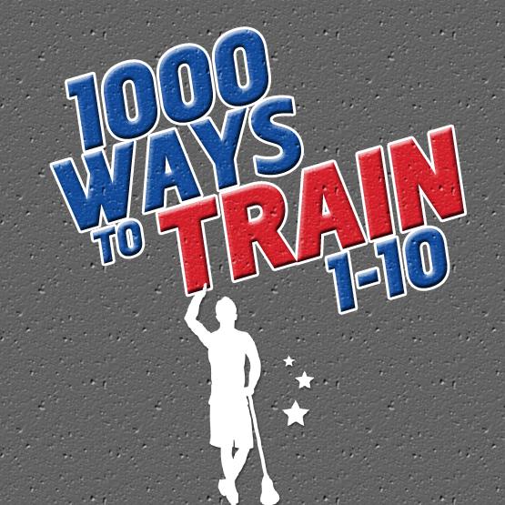 1000 Ways to Train 1-10