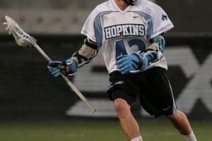 Wells Stanwick Johns Hopkins Lacrosse