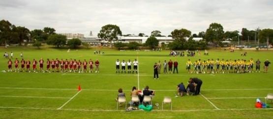 ANZAC day lacrosse australia