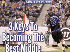 3 Keys To Becoming The Best Lacrosse Middie