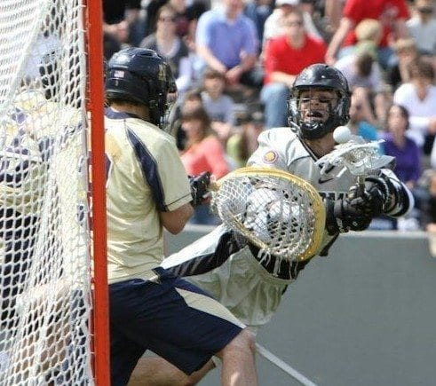 army navy lacrosse thul wickam