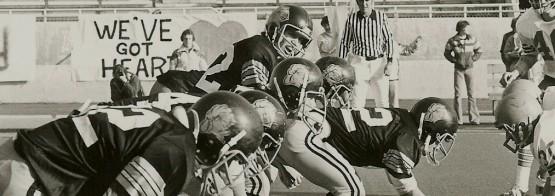 Old School Bishop Kelly Football