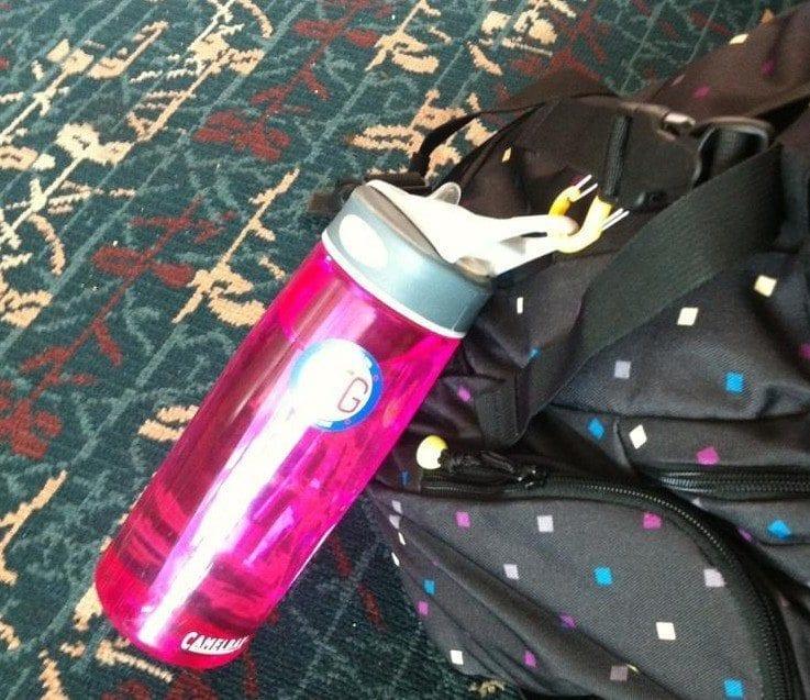 lacrosse water bottle LAS