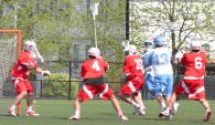 NESCAC Lacrosse 2012 - Wesleyan Vs Tufts