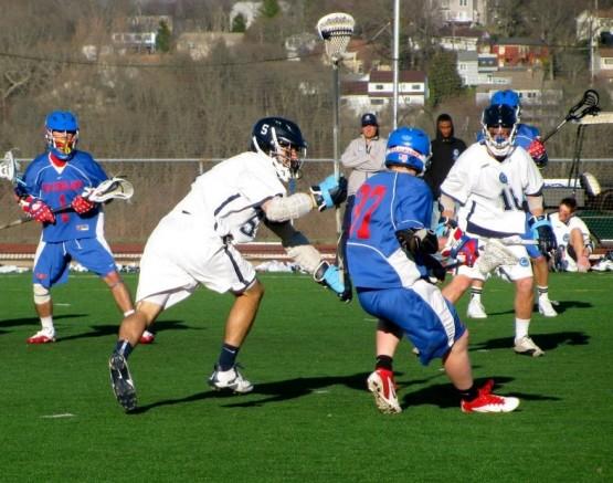 NESCAC Lacrosse 2012 - Conn College (Vs. NEC)