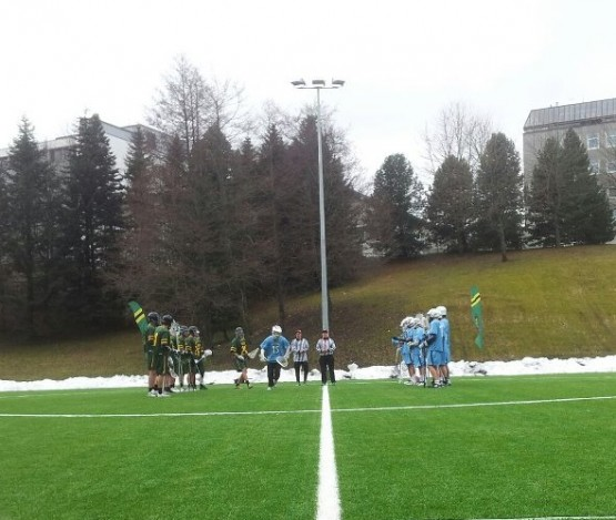 Oslo Legends lacrosse in Norway