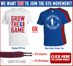 We want you to join the Grow The Game Movement!