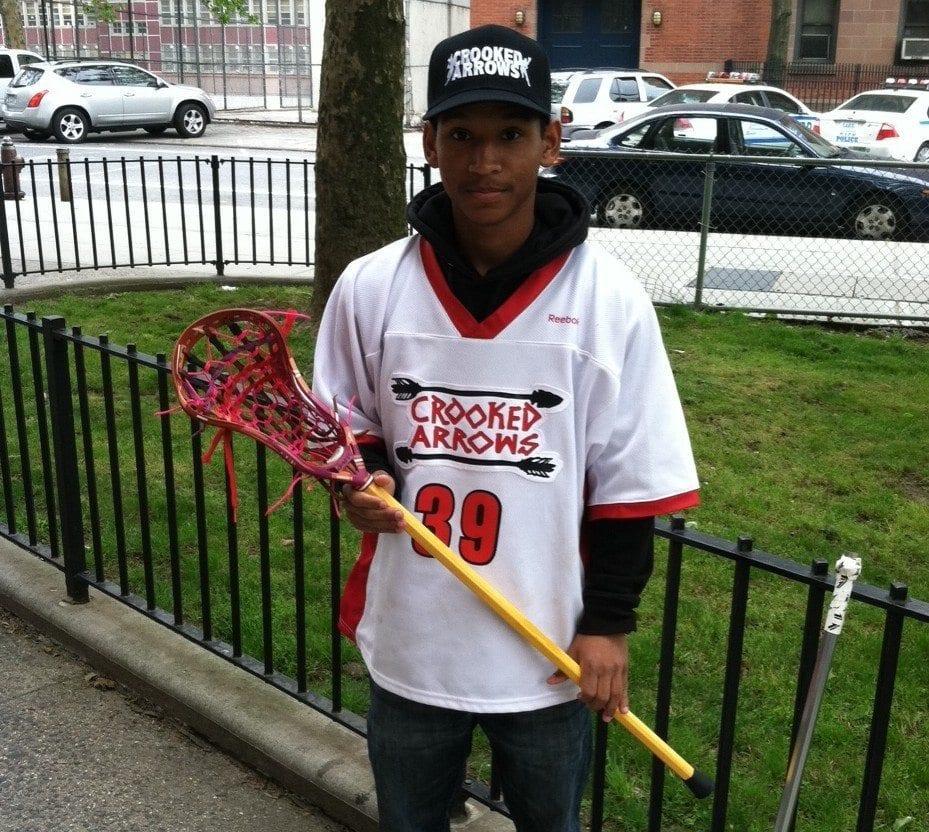 crooked arrows lacrosse movie fan jersey