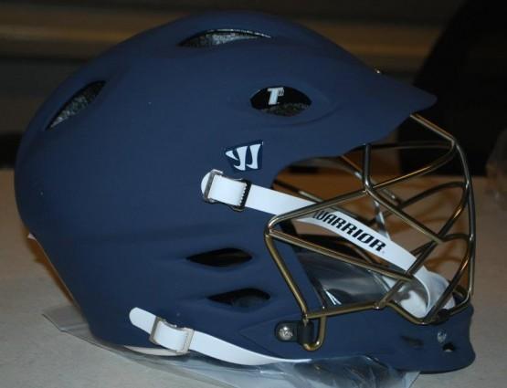 dowling lacrosse helmet 2012 finals
