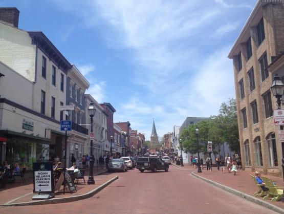 historic annapolis maryland