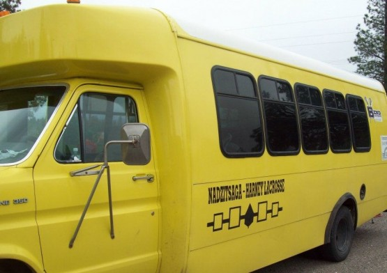 nadzitsaga lacrosse bus