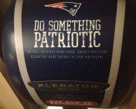 I need to buy a hand dryer to be Patriotic?