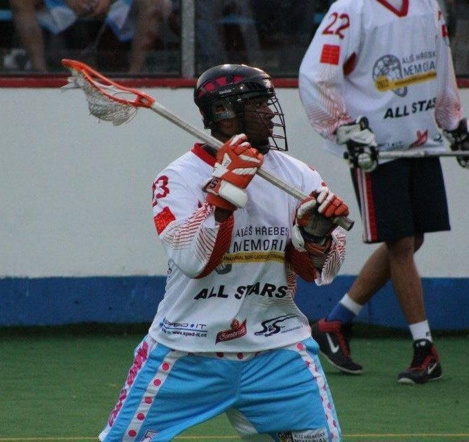 rob starr box lacrosse all star