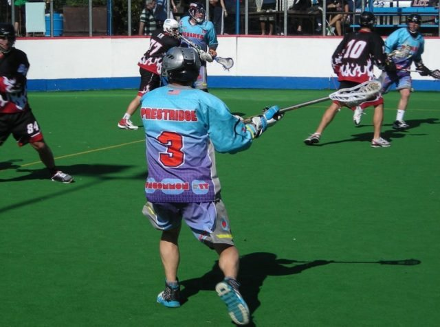 scott prestridge megamen lacrosse