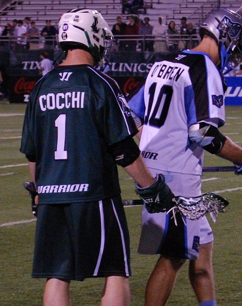 dan cocchi traditional lacrosse