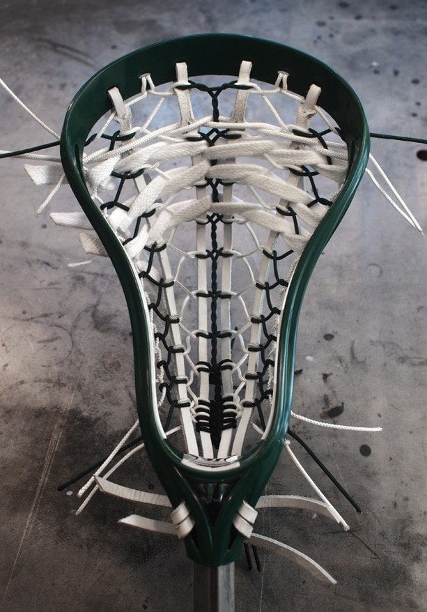 Warrior Evo3 Pita Pocket Traditional lacrosse